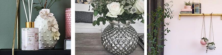 Vázák, kaspók - Skandi Trend