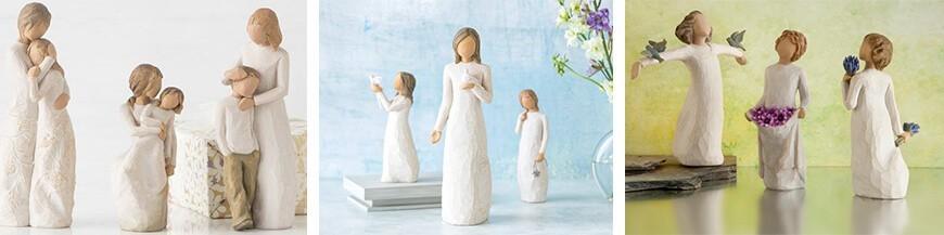 Willow Tree szobrok - Skandi Trend