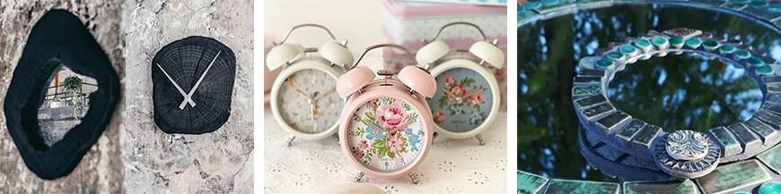 Mirrors, Clocks  - Skandi Trend