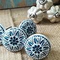 Porcelain Knobs