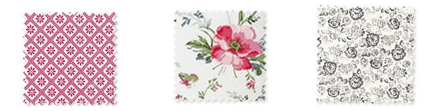 Cotton Fabric  - Skandi Trend