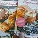 Könyvek, szakácskönyvek