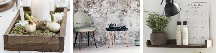 Furniture and Accessories - Skandi Trend