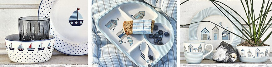 Kids Tableware - Skandi Trend