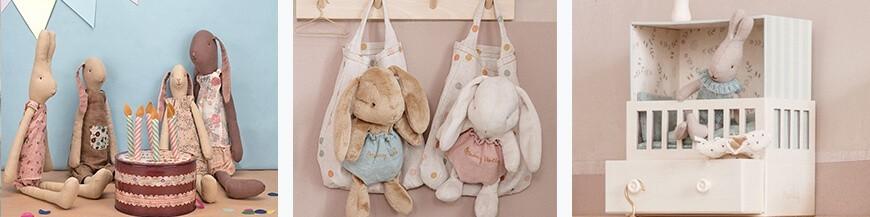 Maileg Bunnies & Rabbit - Skandi Trend