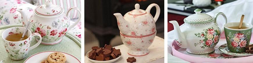 Teapots - Skandi Trend