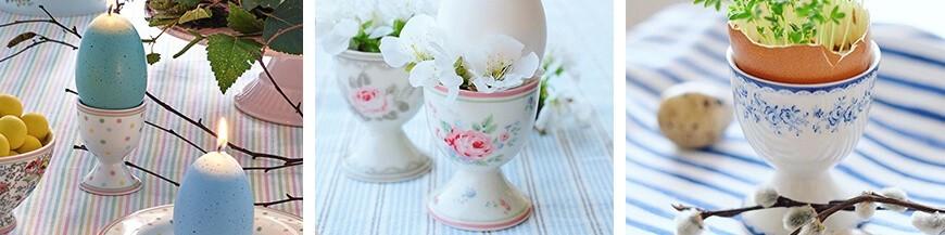 Greengate Egg cups - Skandi Trend