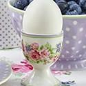 Porcelán tojástartó