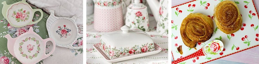 Porcelain Accessories - Skandi Trend
