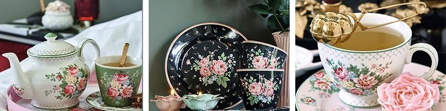 Porcelain Items - Skandi Trend