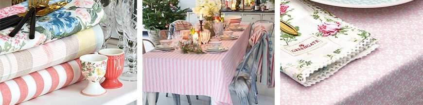 Tablecloths - Skandi Trend