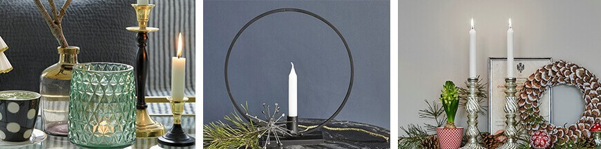 Candlesticks - Skandi Trend