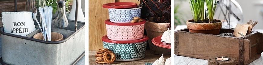 Tárolás a konyhában - Skandi Trend